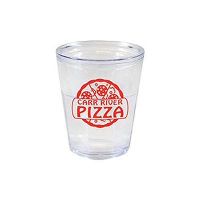 1.7 oz. hot shot glass