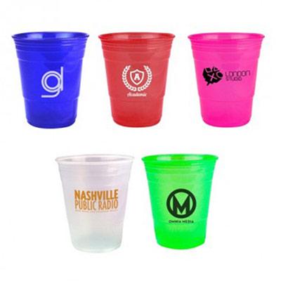 16 oz. trans uno cup