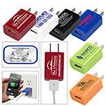 Custom USB wall charger