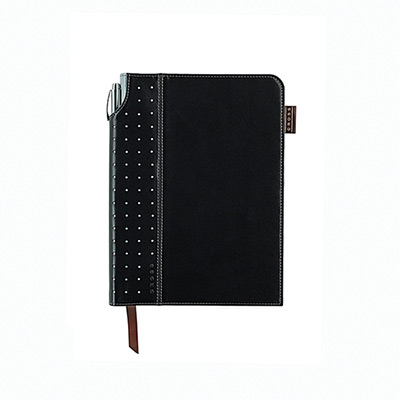 Cross Signature Medium Black Journal
