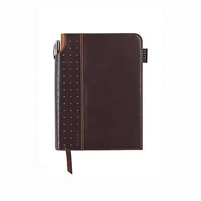 Cross Signature Medium Brown Journal