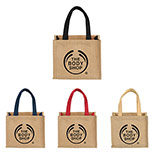 Promotional Mini Jute Tote bags