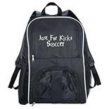 Personalized Sportin Match Ball Backpack