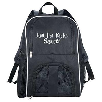 sportin match ball backpack