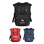 Promotional American Style Compu-Rucksack from Promo Direct