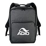 Custom square laptop backpack
