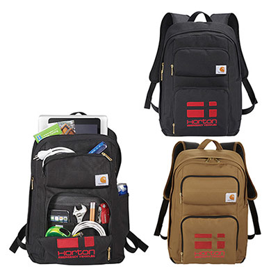 carhartt® signature work computer backpack