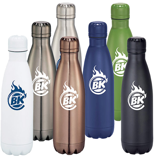 17 oz. Copper Vacuum Insulated Bottle
