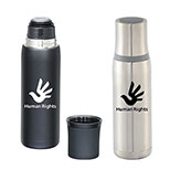Logo Flow Vacuum Isolating Bottle