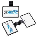 Logo Rectangle Stethoscope ID Tag
