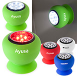 Imprinted Hero Emergency Flashlight