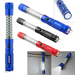 Promotional Aluminum Handy Emergency Flashlight