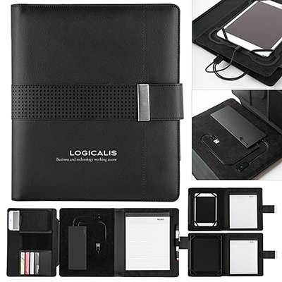 Urban Compact Tablet Powerbank Folio