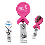 Promotional Ribbon Badge Reel
