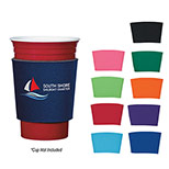 Customized Comfort Grip Cup Sleeve