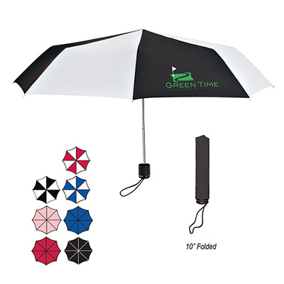 43 arc super-mini telescopic folding umbrella