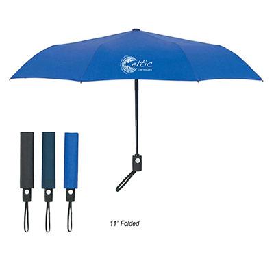 43 arc telescopic automatic umbrella