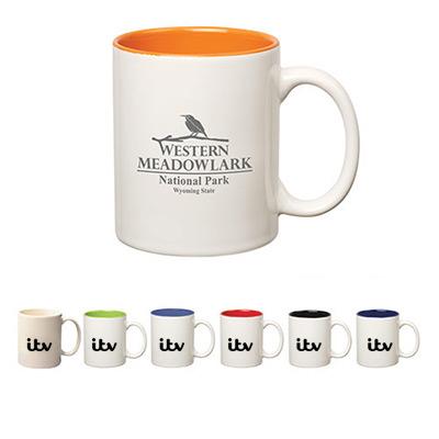 11 oz. Stoneware Mug