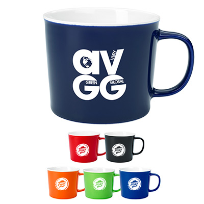 11 oz. Norway Mug - Color