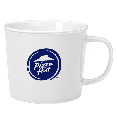 11 oz. Norway Mug - White