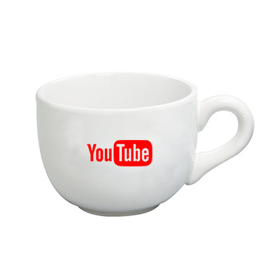 15 oz. Soup Mug - White