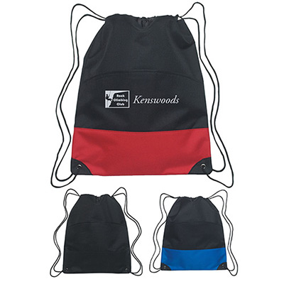 Drawstring Sports Pack (Embroidery)