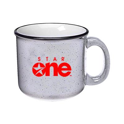 15 oz. Campfire Mug (White)