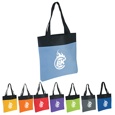 Shopper Tote Bag (Embroidery)