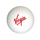 24747 - Golf Ball Shape Stress Reliever