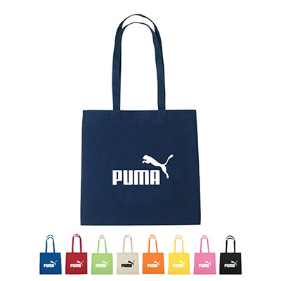 100% Cotton Tote Bag (Embroidery)