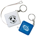 Personalized Tape-A-Matic Key Tag