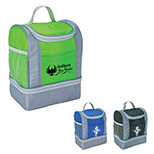 24833 - Two-Tone Insulated Lunch Bag