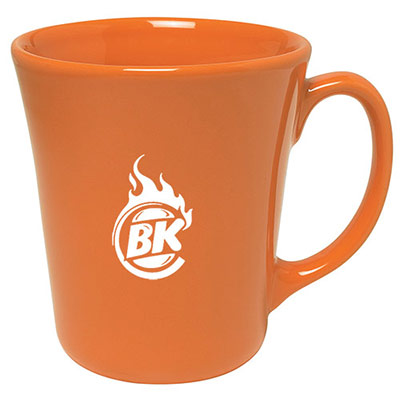 14 oz. orange bahama mug