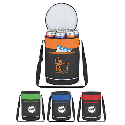 Barrel Buddy Round Kooler Bag