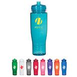 Customized 28 Oz. Plastic Bottle