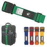 Customized luggage straps