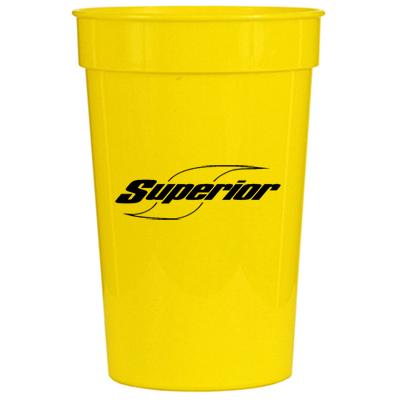 17 oz. smooth stadium cups