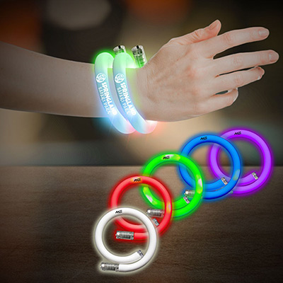 lighted tube bracelet
