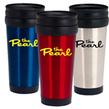 5938 - 15 oz. Stainless Deal Tumbler