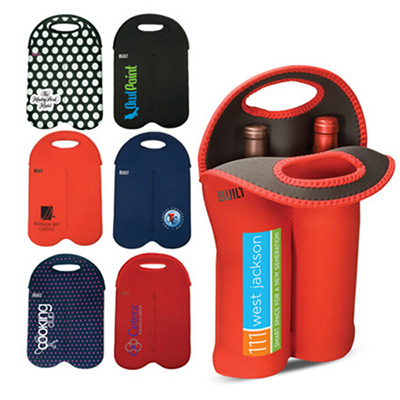 BUILT® Two Bottle Tote