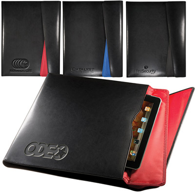 fairview™ portfolio with tablet case
