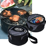 imprinted weekend explorer grill & cooler