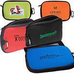 promotional neoprene accessory pouch