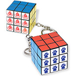 promotional cube key holder