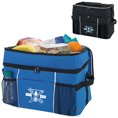 KOOZIE® Double-Compartment 30-Can Kooler