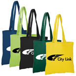 7483C - Budget Tote Bag (Colored)
