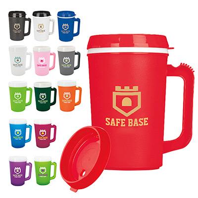 22 oz. insulated mug