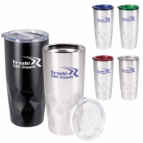 20 oz. Glacial Diamonds Tumbler