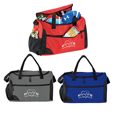 rush 17 duffel bag