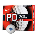 8742S - Nike® Power Distance Long Golf Ball Std Serv